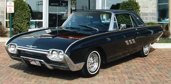 1961-3 Thunderbird sheet metal
