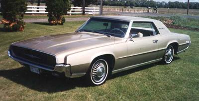 1967-71 Thunderbird