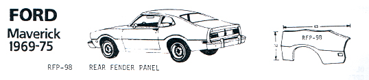 1969-86 Ford Maverick