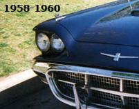 1958-60 Thunderbird