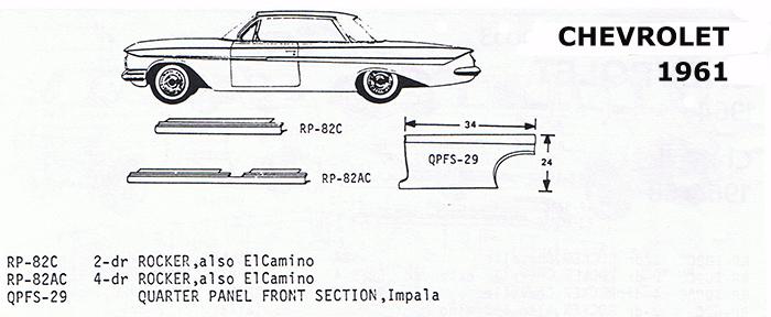 Chevrolet 1961