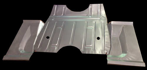 Trunk Repair Panels
