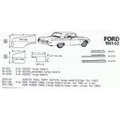 61-2 Ford Galaxie