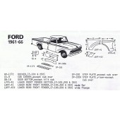 61-66 Ford Truck