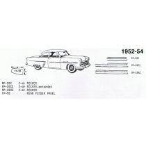 52-54 Fender Panel