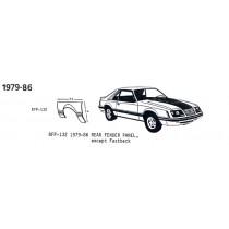 Mustang 1979-1986