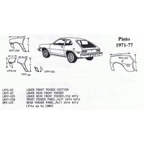 1971-77 Ford Pinto